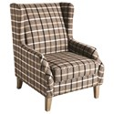 Scott Living 904052 Upholstered Chair - Item Number: 904052