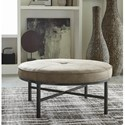 Scott Living Accents Ottoman - Item Number: 910210