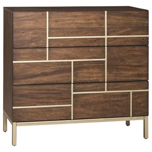 Scott Living 950758 Accent Cabinet