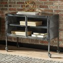 Scott Living 95103 Industrial Accent Chest - Item Number: 951033