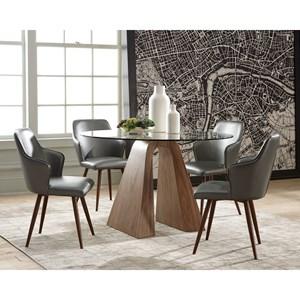 Scott Living Abbott Table and Chair Set