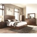 Scott Living Artesia King Storage Bedroom Group 2 - Item Number: 204470KE-S4L