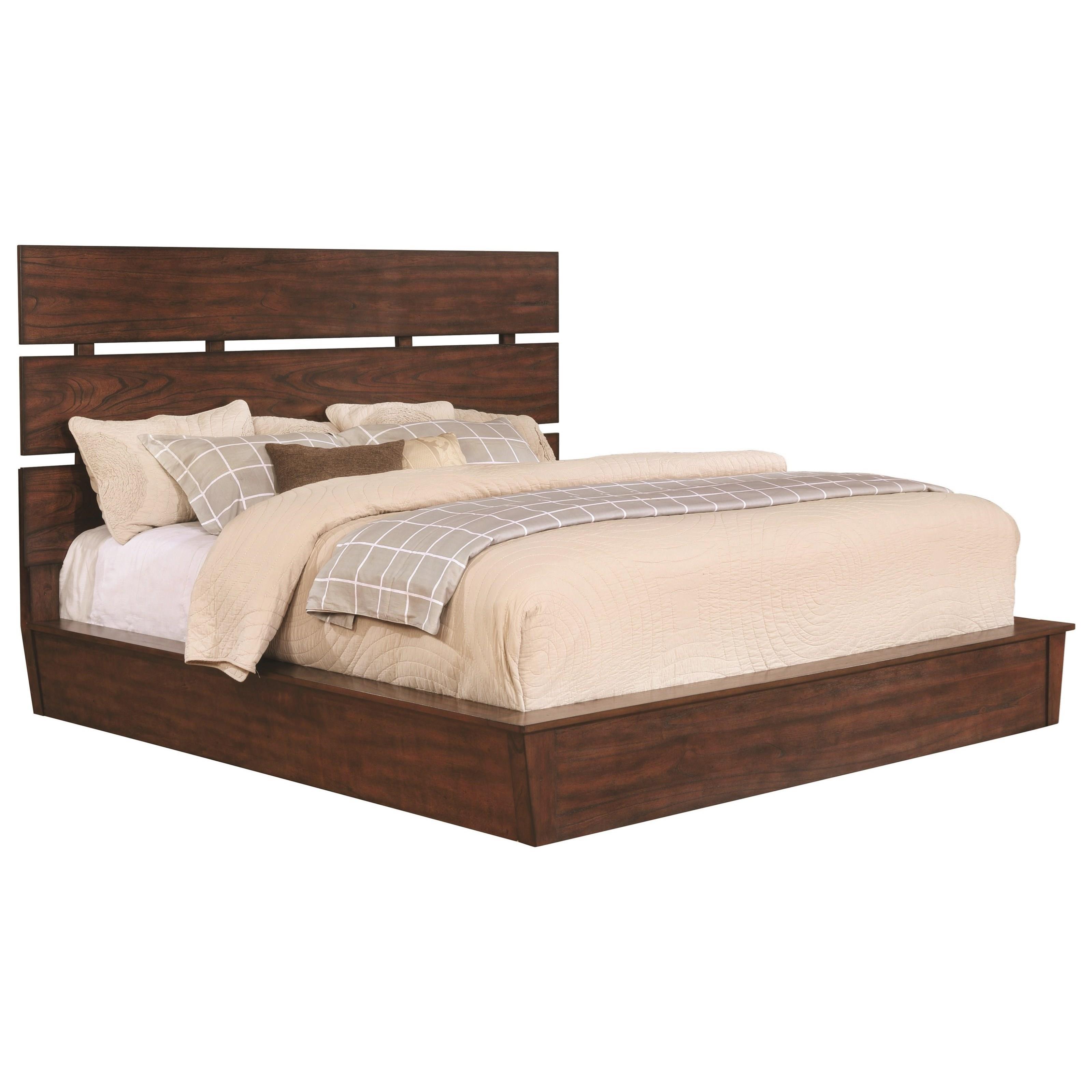 Scott Living Artesia Cal King Bed - Item Number: 204471KW