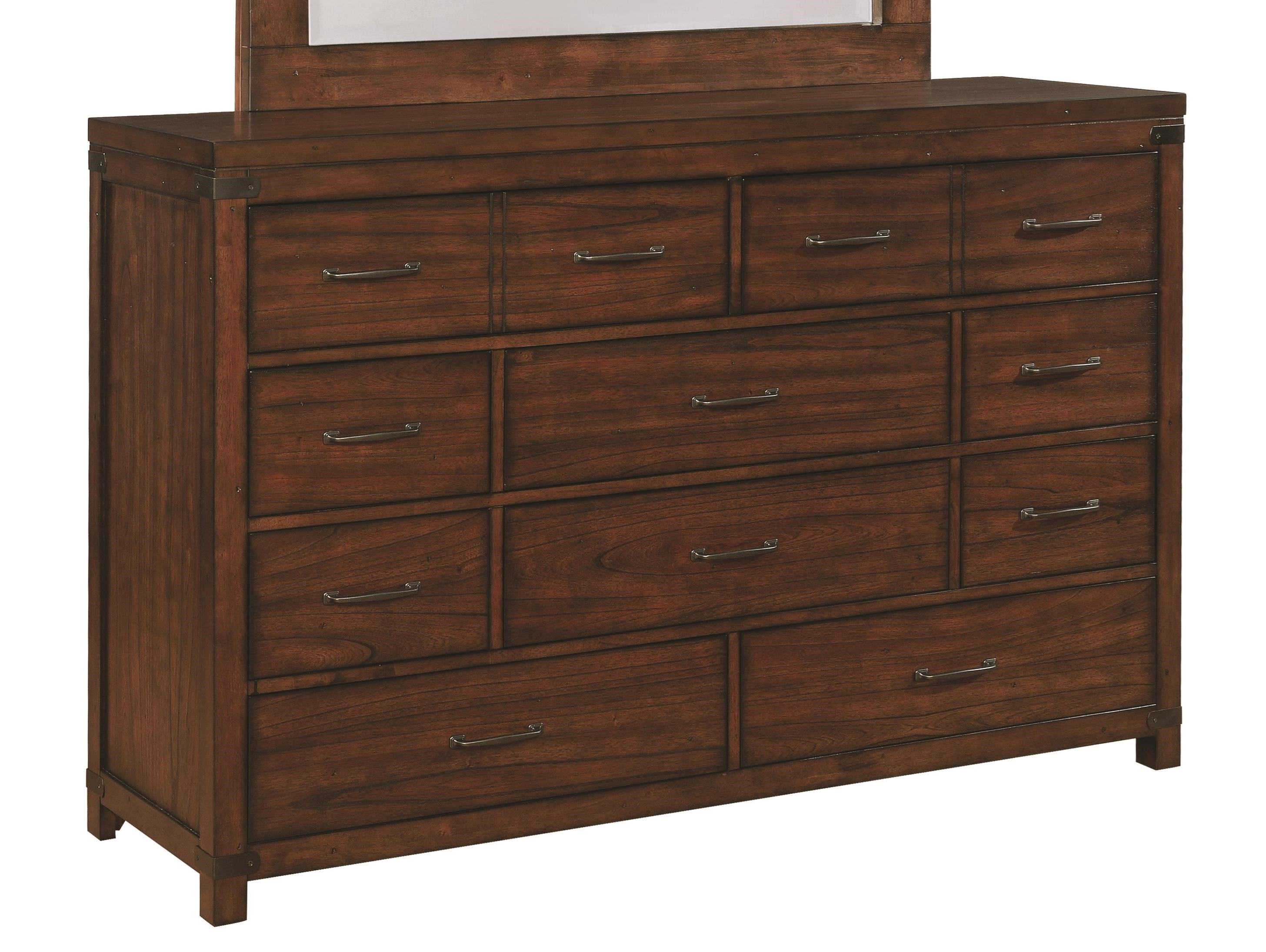 Scott Living Artesia 10 Drawer Dresser - Item Number: 204477