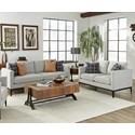 Scott Living Asherton Living Room Group - Item Number: 50848 Living Room Group 2