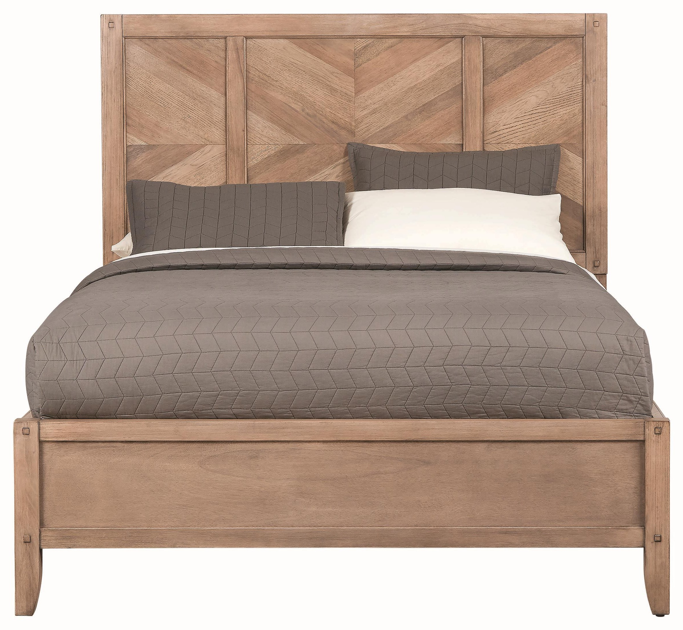 Scott Living Auburn King Bed - Item Number: 204611KE