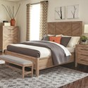 Scott Living Auburn Queen Bed - Item Number: 204611Q