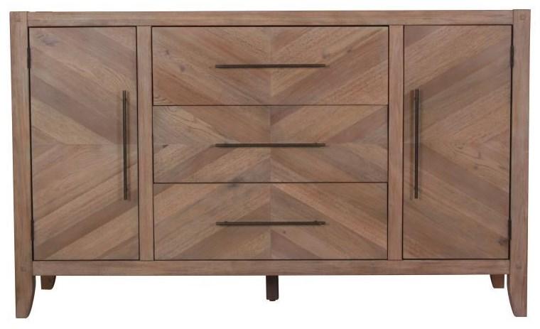 Scott Living Auburn Dresser - Item Number: 204613