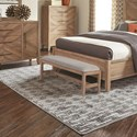 Scott Living Auburn Bench - Item Number: 204616