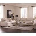 Scott Living Becca Living Room Group - Item Number: 50842 Living Room Group 2