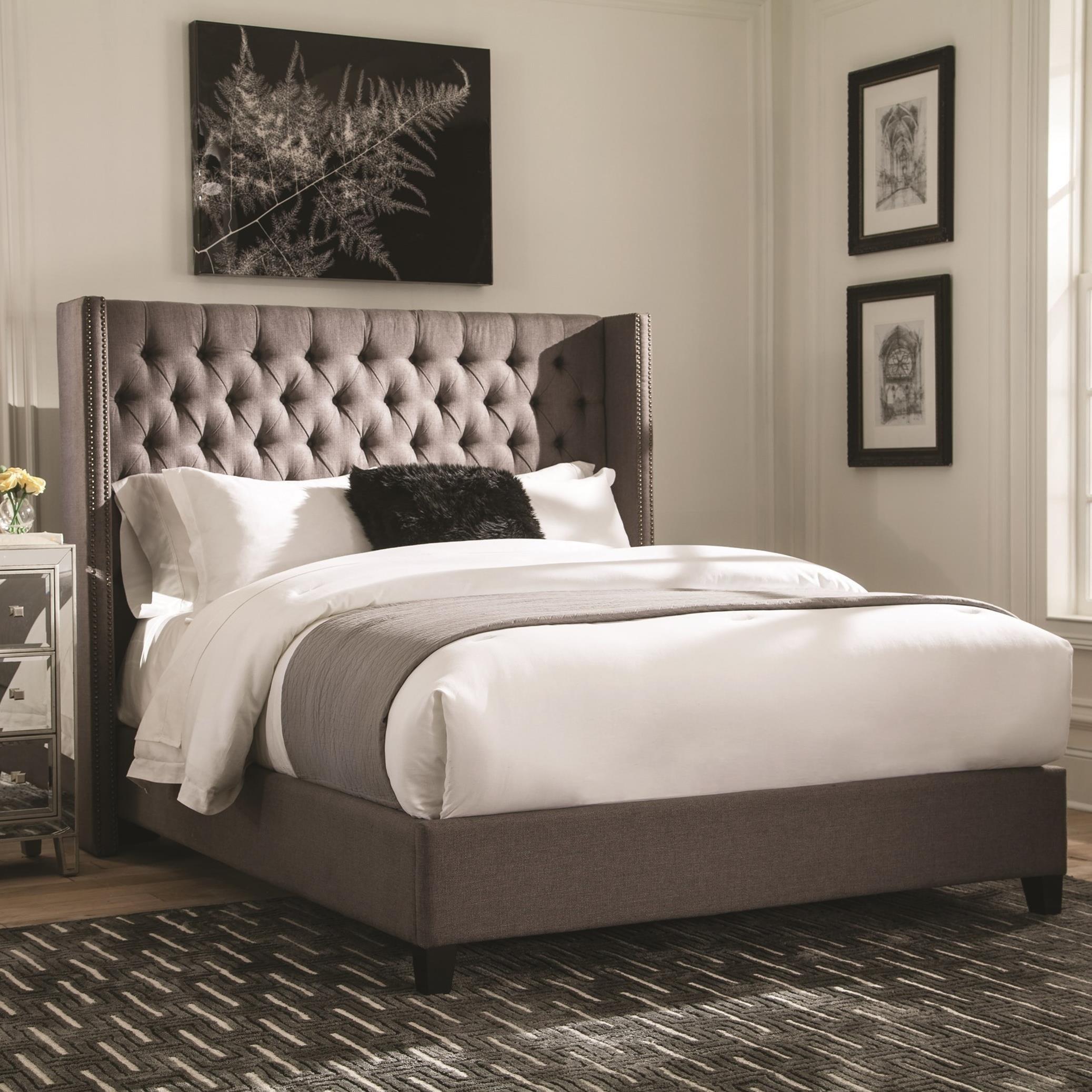 Scott Living Benicia Full Bed - Item Number: 300705F