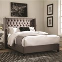 Scott Living Benicia King Bed - Item Number: 300705KE