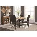 Scott Living Bishop Dining Room Group - Item Number: Bishop Dining Room Group 3