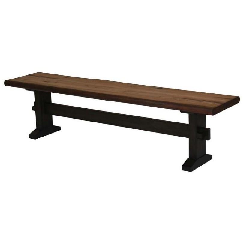 Scott Living Burnham Dining Bench - Item Number: 107793