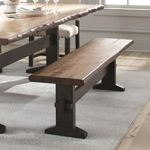 Scott Living Burnham Dining Bench
