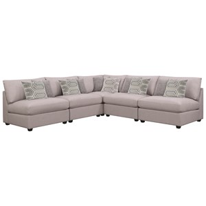 Scott Living Charlotte Sectional