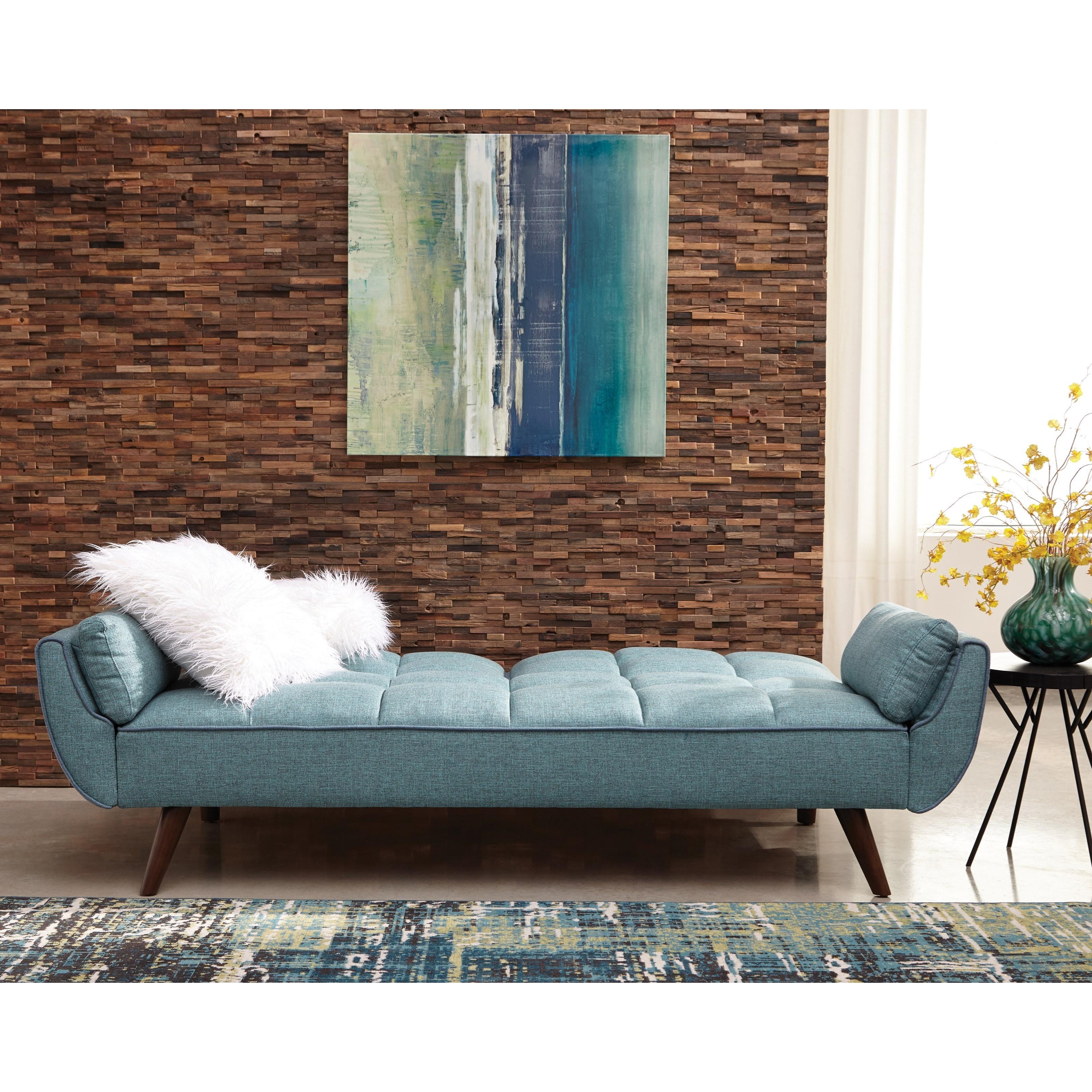 Scott Living Cheyenne 360025 Modern Sofa Bed Sam Levitz