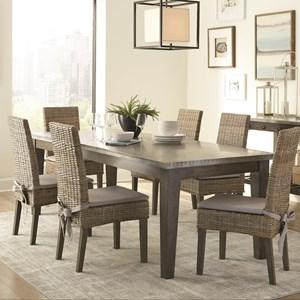 Scott Living Davenport Dining Table