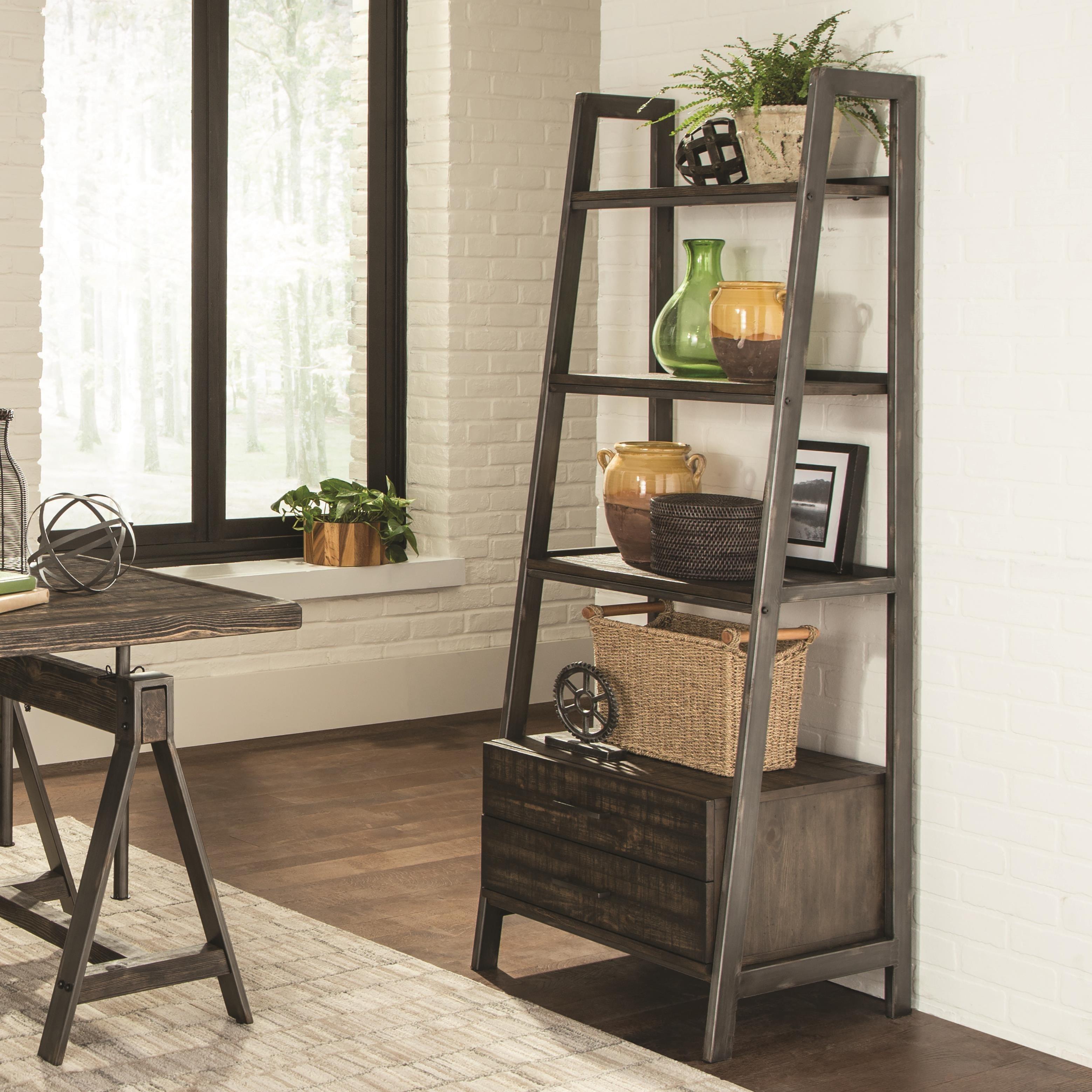 Scott Living Deponte Bookcase - Item Number: 801773