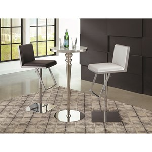 Scott Living Dixon Bar Table and Stool Set