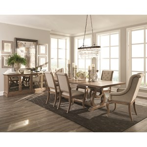 Scott Living Glen Cove Dining Room Group