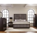 Scott Living Ingerson California King Bedroom Group - Item Number: 2157 CK Bedroom Group 3