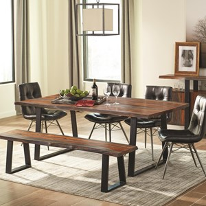 Scott Living Jamestown Dining Table