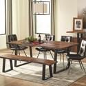 Scott Living Jamestown Dining Table - Item Number: 107511