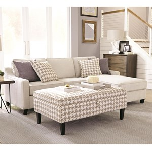 Scott Living Montgomery Sofa With Chaise