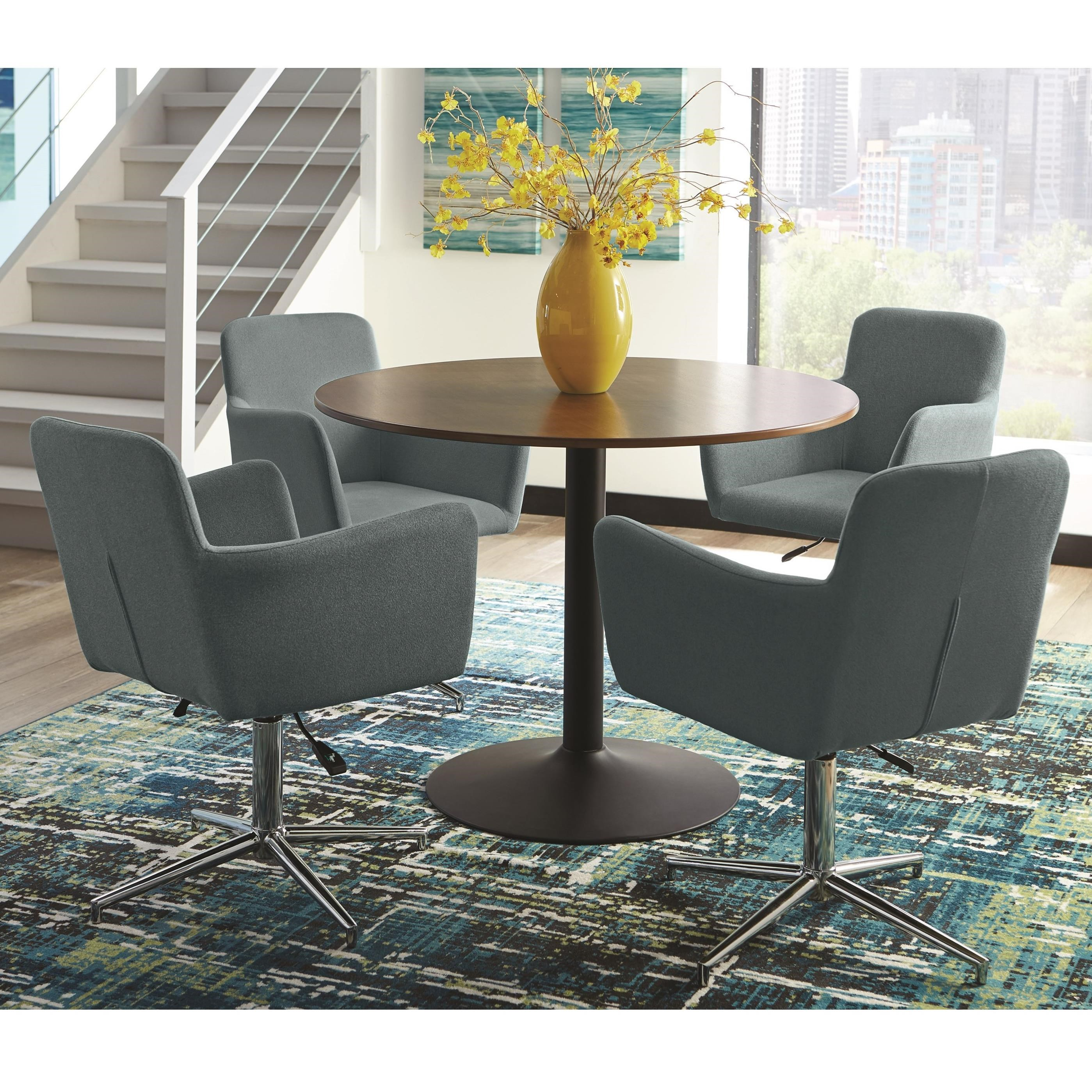 Living And Dining Room Sets: Scott Living Montoya 5-Piece Dining Set