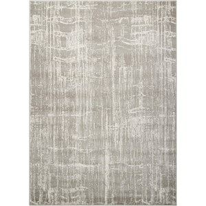 7' x 10' Light Grey Rug