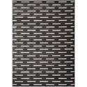 Scott Living Rugs 5' x 7' Charcoal Rug - Item Number: 970222