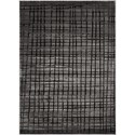 Scott Living Rugs 5' x 7' Charcoal Rug - Item Number: 970224