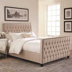 Scott Living Saratoga Queen Bed
