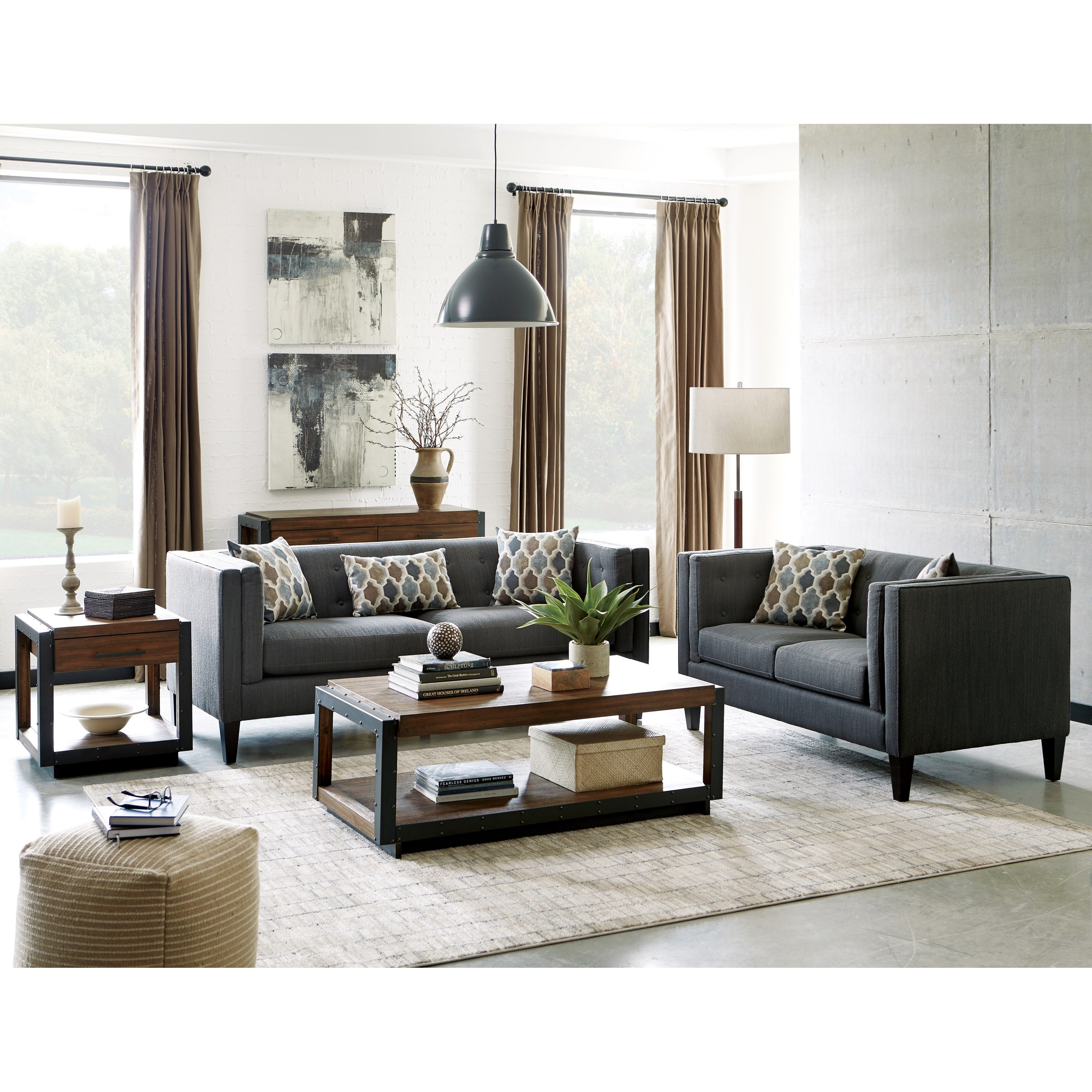 Sawyer Living Room Group