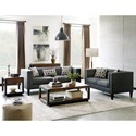 Scott Living Sawyer Sawyer Living Room Group - Item Number: Sawyer Living Room Group 1