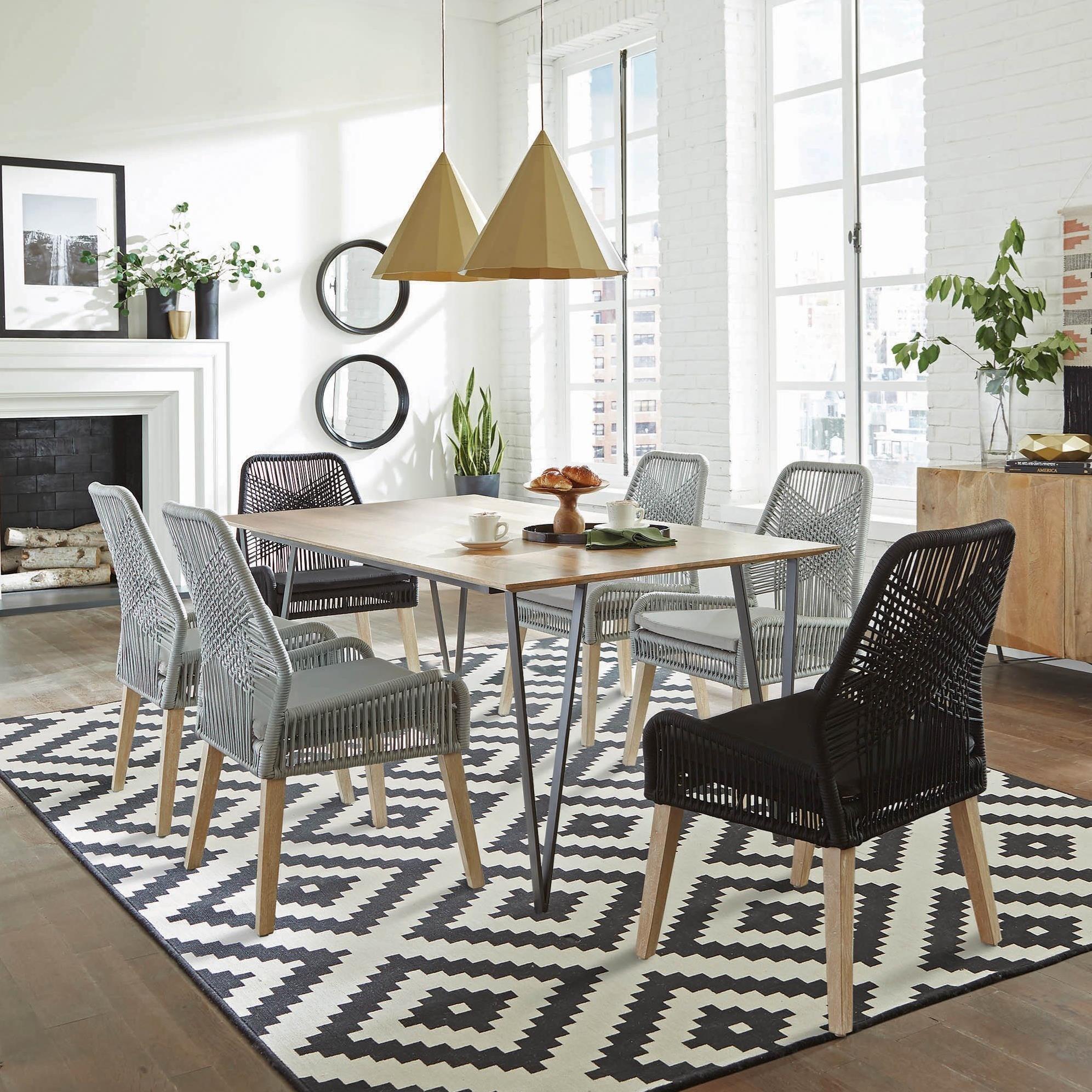 Incroyable Scott Living Sundance 7 Piece Table And Chair Set