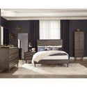 Scott Living Tara King Bedroom Group 2 - Item Number: 207011KE-S4