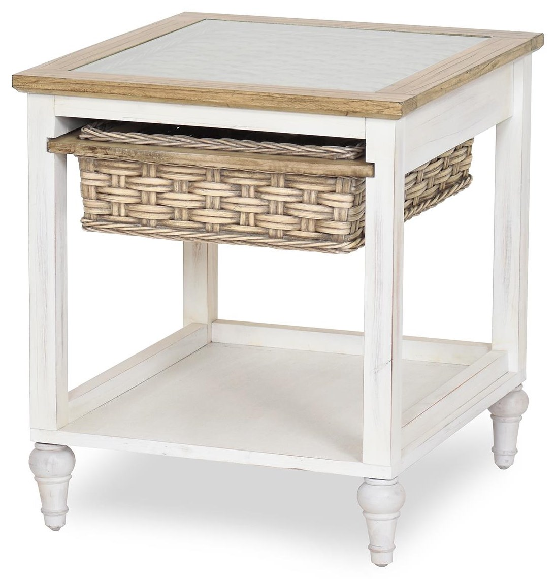 island breeze end table by Sea Winds Trading Company at Johnny Janosik