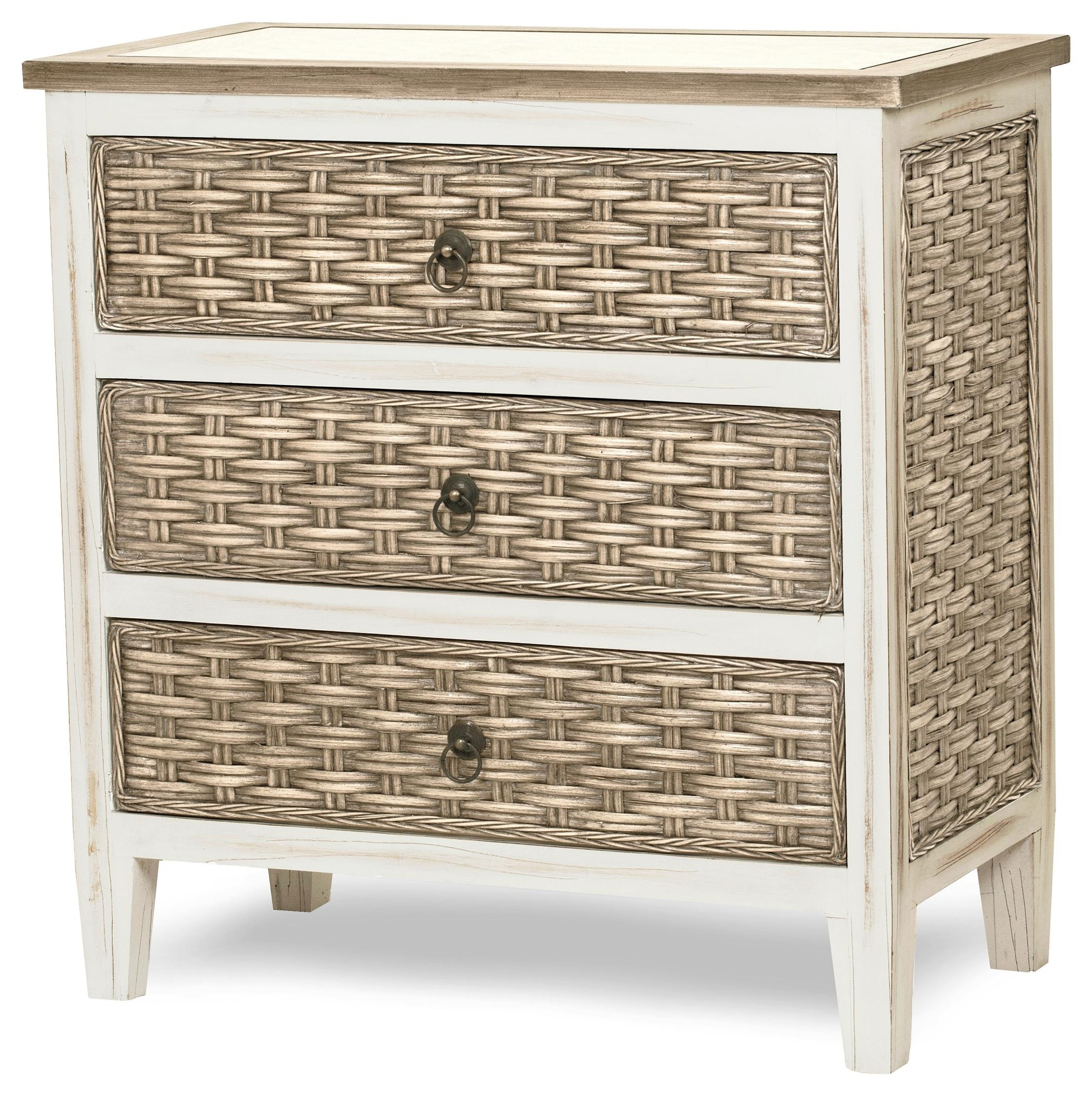 sea breeze drawer chest by Sea Winds Trading Company at Johnny Janosik