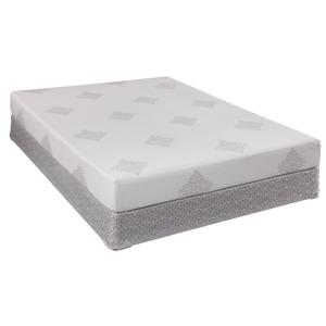 Sealy Comfort Series Ocean Pointe Full Memory Foam Mattress