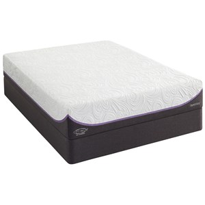 Sealy Optimum 2.0 Inspiration Full Firm Mattress Set
