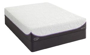 Sealy Optimum Inspiration Gold King Plush Mattress Set - Item Number: Plush-K+2x603983TXL