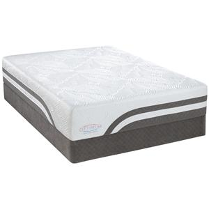 Sealy Optimum Latex Level 4 Newness Queen Latex Mattress