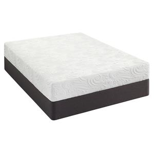 Sealy Optimum Tru Harmony Gold 2016 King Firm Mattress Set, LP