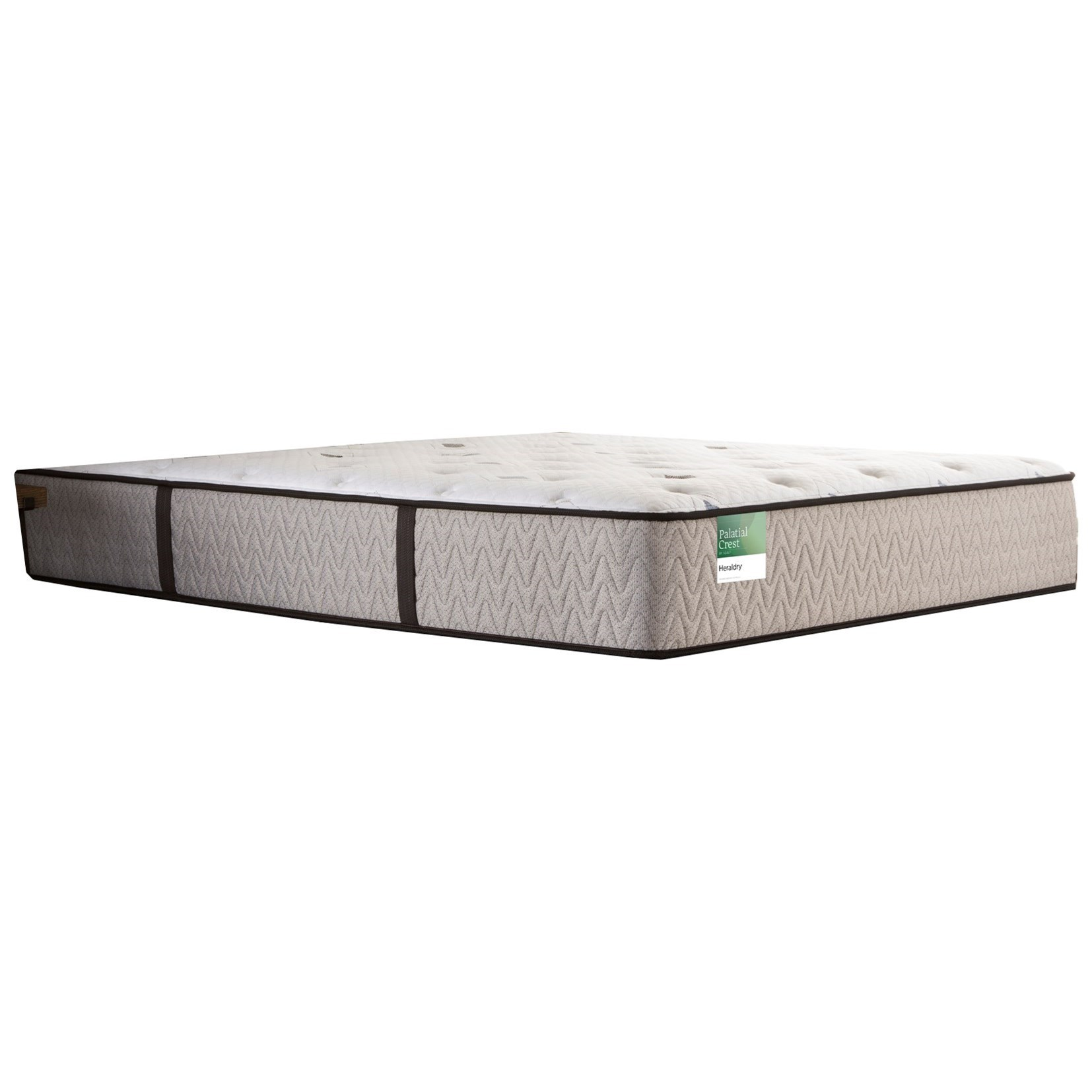 "Cal King 12 1/2"" Plush Mattress"