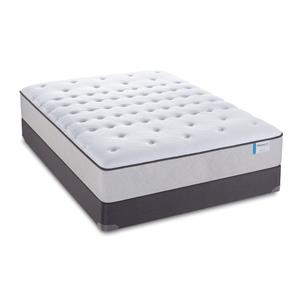 "Sealy Posturepedic 65 Year Anniversary Edition King Firm 12"" Mattress Set, LP"
