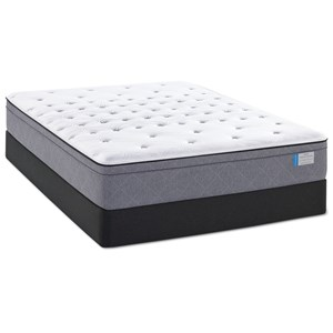 Sealy Posturepedic Delegate Queen CF FX Pillow Top Mattress Set