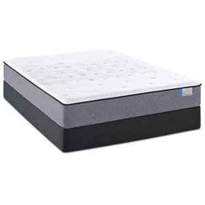 Sealy Posturepedic Delegate Queen Firm Tight Top Mattress Set