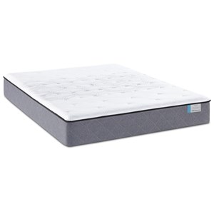 Sealy Posturepedic Beale Street Cal King Firm Mattress